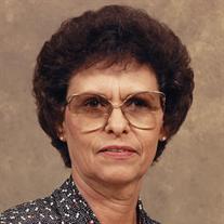 Mrs. Jo Ann Cousar