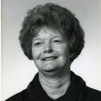 Sylvia  Elaine Barger Fryer