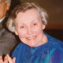 Evelyn Mary Gooden