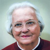 Betty Joan McDowell
