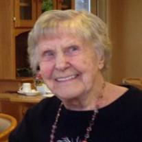 Viola Mae Penney (nee Renick)