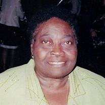 Josephine O. Aluko