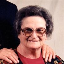 Mrs.  Bonnie McCrury