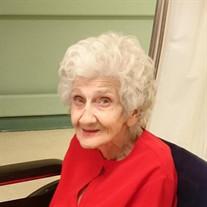 Mrs. Ida Carmen Werner