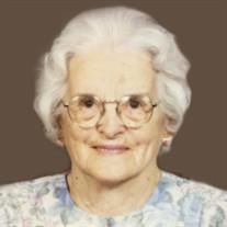 Nannie Lou Fletcher