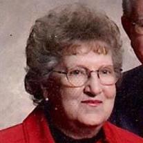 Betty Ruth Bales Jones
