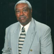 """""""Pete"""" Alvin E.  Thomas"""