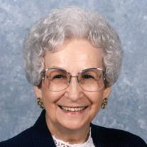 Lucille Mary Rogge