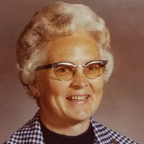 Mary Ellen Stufflebean