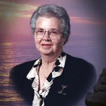 Lucille McKnight Irwin