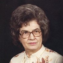 Gladys Hendley