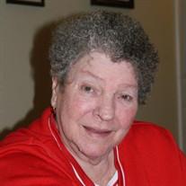 Gladys Mae Baxter