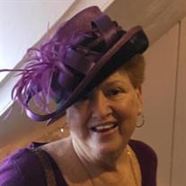 """Mrs. Barbara """"Bonnie"""" Baer Kennedy"""
