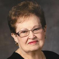 Frances Evelyn McKinnie