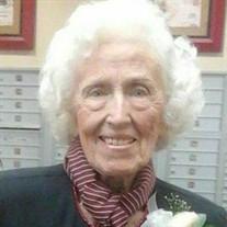 Mrs. Ethelmae Annette Ross