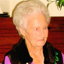 Mrs. Mattie Lee Long