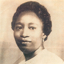 Mrs Orleen May Burke