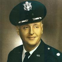 Lt Colonel Theodore  James Heller Sr., USAF, Ret.
