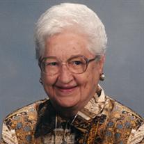 Mary Oalmann Goldate