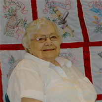 "Elizabeth ""Betty"" Berg Janssen"