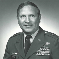 Major General (Retired) and Judge J. Ronald Bowman