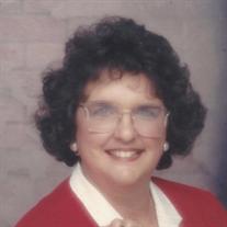 """Elizabeth """"Betty"""" Ann  Pride"""