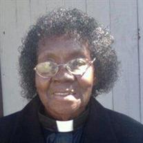 Pastor  Claretta Bryant Williams