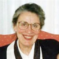 Margaret (Sweetser) Hagerty