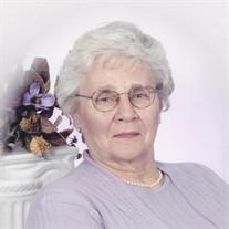 Margaret Ann Forrester