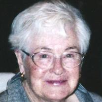 Ethel Mary (Golden) Belanger