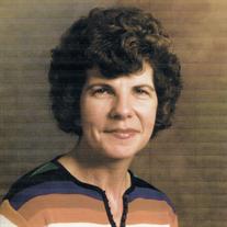 Bessie Elizabeth Bledsoe