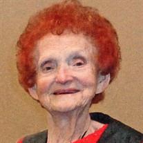 Alma F. Hoag