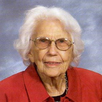 Mrs. Nancy J. Preston