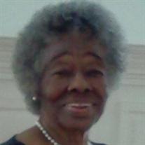 Mrs. Lillie Mae Bias