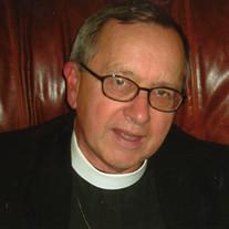 Rev. Kenneth Roy Olsen
