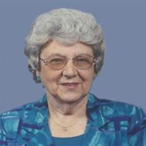 Hazel Barbara Evenson