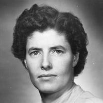 Mrs. Eleanor Potts Jackson