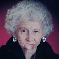 Hettie Irene Etris