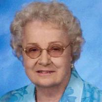 Wilma Lillian Zimmerman