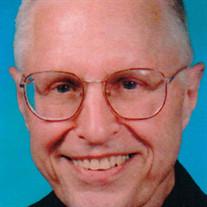Rev. Walter A. Buckius S.J.