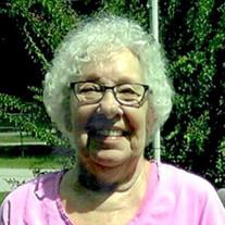 Elinor Sue McCallister