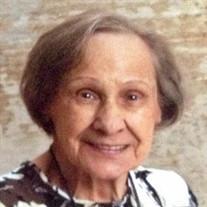 Audrey F. Bickler
