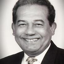 Rev. Dr.  Hector Camacho