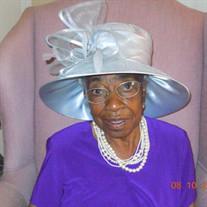 Bertha Mae Roberts