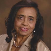 Mrs. Louthra Lavergne Darjean
