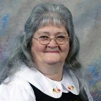 Alice Mary (Massey) Warwick