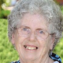 Shirley F. Borror