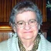 Elizabeth Jane  Sutton