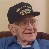 """Retired Major James """"Doug"""" Hill Sr."""
