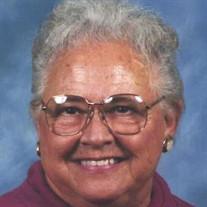 Mrs. Patsy Ruth Mullinax Cranford